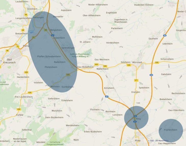 Hauskreise der Brüdergemeinder Alzey